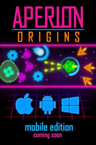 Aperion Origins Poster Promo