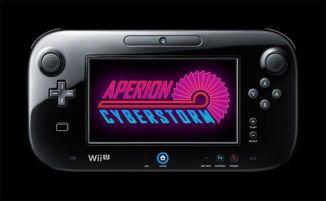 Aperion Cyberstorm on Wii U